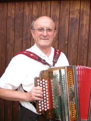 Vereinsmusiker Erich Käser